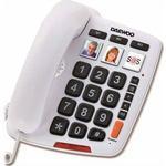 Telefoner Daewoo DTC-760 White