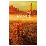 Lonely Planet Best of France (Hæfte)