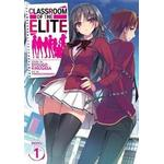 Classroom of the Elite (Light Novel) Vol. 1 (Hæfte, 2019)