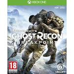 Skydespil Xbox One spil Tom Clancy's Ghost Recon: Breakpoint