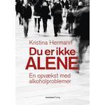 Du er ikke alene: En opvækst med alkoholproblemer (E-bog, 2019)