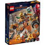 Lego Marvel Super Heroes Kampen Mod Molten Man 76128