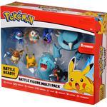 Pokémon Legetøj Pokémon Battle Figure Multi Pack