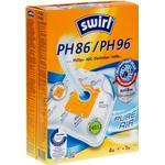 Electrolux Støvsugertilbehør Swirl PH 86 MicroPor Plus 4-pack