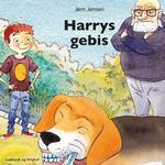 Harrys gebis (Lydbog MP3, 2019)