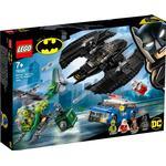 Lego DC Super Heroes Batman Batvingen & Gækkerens Kup 76120