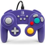 Spil Controllere PowerA Wired Controller GameCube Style - Purple (Nintendo Switch)