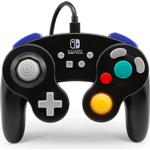 Spil Controllere PowerA Wired Controller GameCube Style - Black (Nintendo Switch)