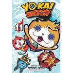 YO-KAI WATCH, Vol. 11 (Hæfte, 2019)