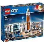 By Legetøj Lego City Rumraket og affyringscenter 60228