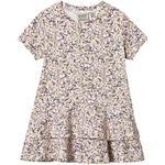 Flæse kjole Børnetøj Wheat Brynja Kjole - Soft Lavender