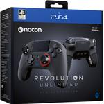 Nacon Revolution Unlimited Pro Controller - Black (PlayStation 4/PC)