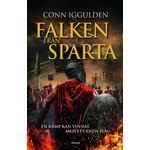 Falken från Sparta (Hardback)