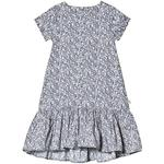 Flæse kjole Børnetøj Wheat Linda Kjole - Flintstone