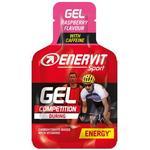 Kosttilskud Enervit Sport Gel Raspberry with Caffeine 25ml