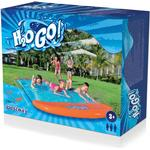 Vandrutsjebane Bestway H2O Go! Slide to the Garden