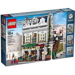 By Legetøj Lego Creator Parisisk Restaurant 10243
