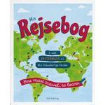 Min Rejsebog: 3 sæt rejsebøger til Min Vidunderlige Verden (Hæfte, 2019)
