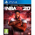 PlayStation 4 spil NBA 2K20