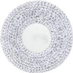 Brugskunst Kare Design Rose White 100cm