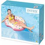 Badering Intex Donut Tube
