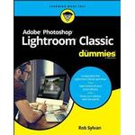 Adobe Photoshop Lightroom Classic For Dummies (Hæfte, 2019)