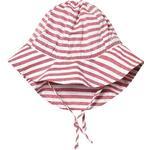 Tilbehør Børnetøj ebbe Kids Rhodos Sun Hat - Red Stripes (408570)