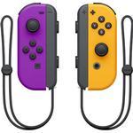 Nintendo Switch Joy-Con Pair - Purple/Orange