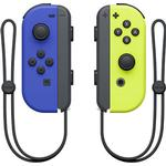 Nintendo Switch Spil Controllere Nintendo Switch Joy-Con Pair - Blue/Yellow