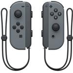 Nintendo Switch Spil Controllere Nintendo Switch Joy-Con Pair - Grey