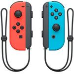 Gamepad Spil Controllere Nintendo Switch Joy-Con Pair - Red/Blue