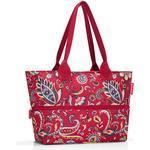 Tote / Shoppingtaske Reisenthel Shopper e1 - Paisley Ruby