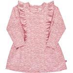 Flæse kjole Børnetøj Minymo Dress - Silver Pink (121093-4508)