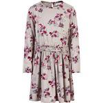 Flæse kjole Børnetøj Minymo Dress - Ashes Of Roses (141095-1703)