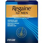 Regaine for Men Extra Strength 3x60ml 3stk