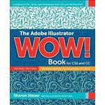 The Adobe Illustrator CC WOW! Book (Hæfte, 2019)