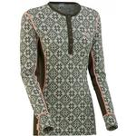 Uld undertøj dame Sportstøj Kari Traa Rose Long Sleeve Women - Woods