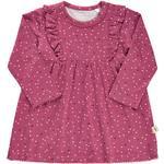 Flæse kjole Børnetøj Minymo Dress - Rose Wine (111101-4849)