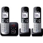 Telefoner Panasonic KX-TG6823 Triple