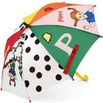 Børneparaply Micki Pippi Umbrella Multicolor (44377400)