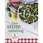 Den store Salatbog: Fra Karolines Køkken (Indbundet, 2015)