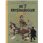 Tintins Oplevelser: De 7 krystalkugler (Indbundet, 2006)