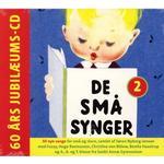 De små synger CD del II (Lydbog CD, 2008)
