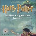 Harry Potter 2 - Harry Potter og Hemmelighedernes Kammer (Lydbog CD, 2004)