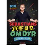 Sebastians store quiz om dyr (E-bog, 2019)