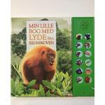 Min lille bog med lyde fra regnskoven: Bog med dyrelyde (2019)