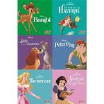 Pixi®-serie 134: Disney-klassikere #1 (kolli 48)