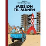 Tintins Oplevelser: Mission til Månen (Indbundet, 2007)