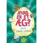 Hvad er et æg?: Bogen om videnskab i hverdagen (Indbundet, 2019)