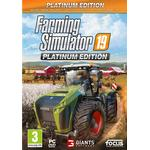 Farming simulator 19 pc PC spil Farming Simulator 19: Platinum Edition